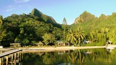 Bungalow vacation rental in Moorea Island from VRBO.com! #vacation #rental #travel #vrbo