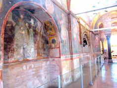 Mehmet Akıncı: İstanbul Kariye Müzesi