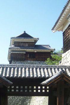 Japanese Castle: Matsuyama