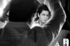 Face time. #SRK #Shahrukh #Bollywood