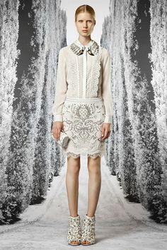 Roberto Cavalli Resort 2013.....love the skirt!!!