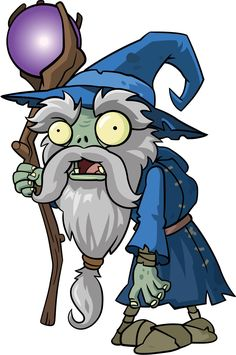 Wizard Zombie