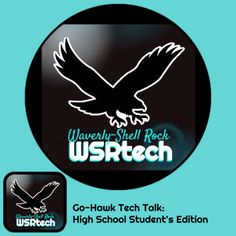 The monthly Go-Hawk Tech Talk is just one way students, teachers, and parents keep up with educational technology. There are seven editions of the Go-Hawk Tech Talk: elementary parents, elementary teachers, middle school parents, middle school teachers, high school parents, high school students, and high school teachers. Each edition features results from the student opinion poll, favorite educational apps, district technology offerings, and other technology integration news.