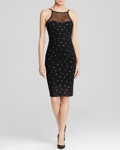 Bec & Bridge Dress - Apollo Metallic Dot | Bloomingdale's
