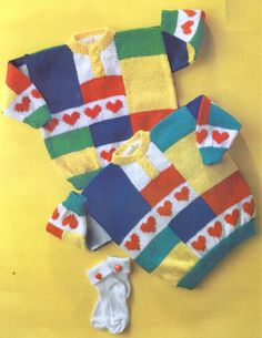 d2e663082 16 Best Baby Knitting Patterns images