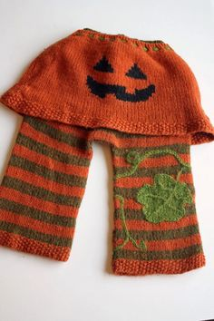 Pumpkin Skirted Longies...these were mine that i has custom made for Zoey <3 wish i kept them