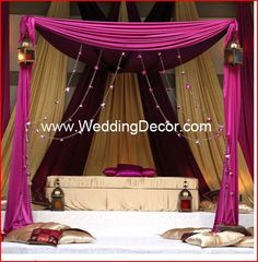indian wedding decor Mehndi and Sangeet party rentals Reception Backdrop, Diy Wedding Reception, Wedding Mandap, Desi Wedding, Wedding Stage, Indian Wedding Decorations, Wedding Themes, Wedding Centerpieces, Indian Decoration