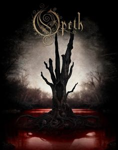 Opeth ~ Malice on Behance