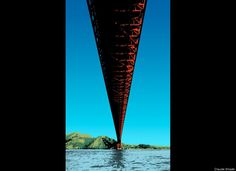 Art Director Captures Iconic Span From Surprising Angles