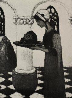 Jakob Smits, Salome, 1913