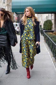 Best New York Fashion Week Street Style Fall 2016 - NYFW Street Style