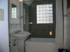 Subway Tile Small Bathroom Wonderful. « »