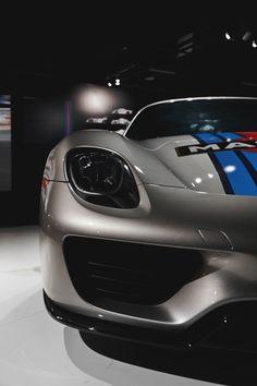 Martini Porsche 918