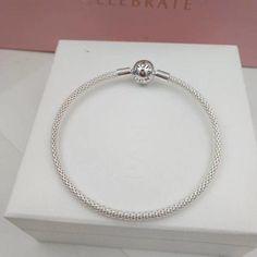 New pandora mesh bracelet
