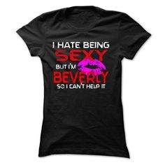 Awesome Tee Funny shirt for BEVERLY T-Shirts