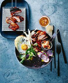 soul bowl met pittige kip | delicious. magazine