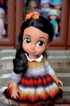 Заморские принцессы атакуют заветный шкаф / Куклы Принцессы Дисней, Disney Princess от Disney Animators / Бэйбики. Куклы фото. Одежда для кукол