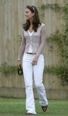 Kate Middleton casual street style from before her marriage    7      1