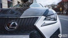 Lexus RC F / Только машины