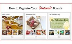 How to organize your Pinterest boards.  → For more, please visit me at: www.facebook.com/jolly.ollie.77