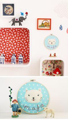 ABSOLUTELY loving Meta's new blog: One More Mushroom : interior design for children.