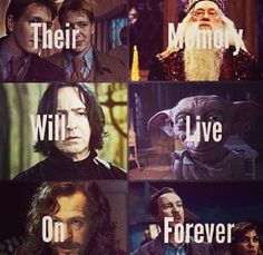 These memories live on. #HP #Always