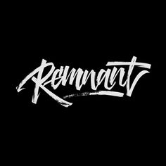Mano letras Logos en Behance