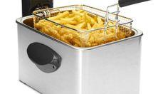 Hoe verwijder je restjes uit de frietketel?   VTM Koken