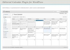 Todays editorial calendar takes into account web content, company press releases, blogs, social media news network postings in the likes of Facebook, Twitter, LinkedIn, Google , Pinterest and YouTube as well as email marketing plans and PPC, should also wrap into traditional marketing campaigns.