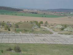 military airport Milovice-Boží dar Baseball Field, Sidewalk, Military, Models, Templates, Side Walkway, Walkway, Walkways, Military Man