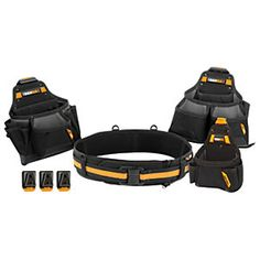 Belt Holder, Belt Pouch, Pouch Bag, Pouches, Electrician Tool Pouch, Dewalt Tools, Construction Tools, Pocket Notebook, Online Shopping