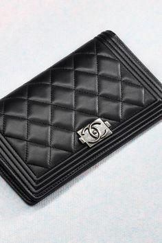 Boy #Chanel #wallet