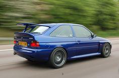 Nascidos nas pistas: os carros de rua mais fodásticos da Cosworth