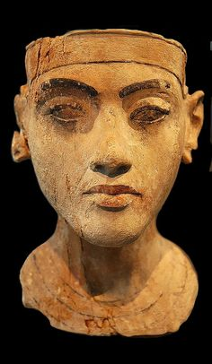 Young Akhenaten known before the fifth year of his reign as Amenhotep IV. Later husband of Nefertiti and father of Tutankhamun. BC or BC (Eighteenth dynasty of Egypt)
