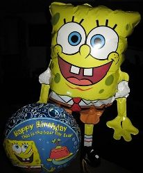 Sponge Bob birthday party