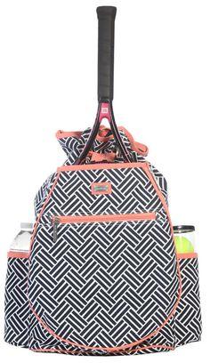 SALE Ame   Lulu Ladies Tennis Backpacks - Nantasket cc95aa69ec1fe