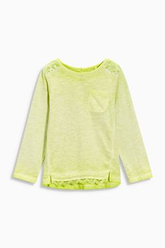 Buy Lime Wave Dye T-Shirt (3mths-6yrs) from the Next UK online shop