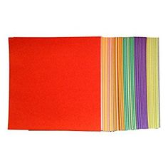 180sheets Japanese Origami Folding Paper (One Sided)