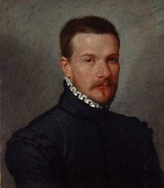 Portrait of a Young Man by Giovanni Battista Moroni (Italian, 1520/24-1578)