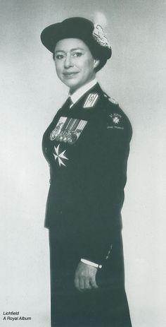 Princess Margaret, Countess Of Snowdon | previous message 1 hrh princess anne the princess royal garter thistle ...