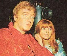 On the set of 'Alfie'