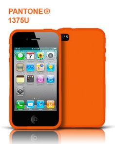 $14.99 Pantone silicone iphone case! I Think my iphone needs this case