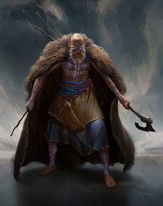 Versao-Nordica-de-Harry-Potter (2) Grimstav Draugsleiven, Professor de Defesa Contra Artes da Escuridão