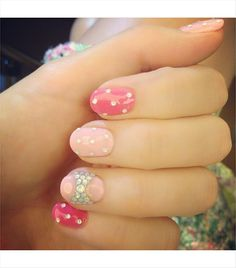 @Who What Wear - Miranda Kerr Loving my Japanese nail art! Kawaii FOLLOW: @Miranda Kerr (Instagram), @Miranda Kerr (Twitter)