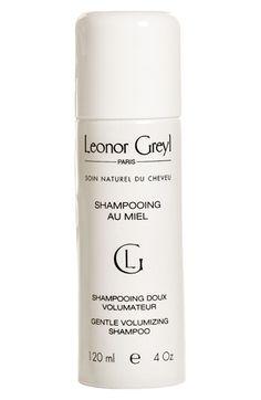 Leonor Greyl PARIS 'Shampooing au Miel' Volumizing Shampoo available at Nordstrom Honey Hair Treatments, Acacia Honey, Goddess Hairstyles, Beauty Must Haves, Paris, Wet Hair, Hair Health, Beauty Care, Hair And Nails
