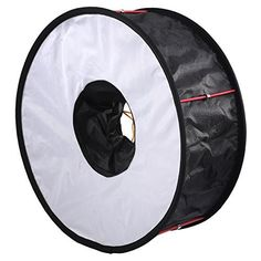 Improved 45cm Easyfold Ring Flash Softbox Diffuser Reflector for Macro Shoot for Canon Nikon Pentax Metz Olympus Speedlight >>> Click image for more details.