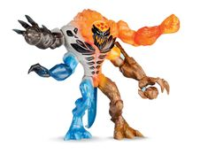 max steel elementor | about four Elementors in one. This action figure is sold in Latin ...