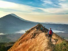 Avoid the crowds at the public starting point and climb Mount Batur via a more private path starting from Toyo Bungkah. Admire the 360 degree view of the surrounding islands and actually make a circle around the crater for spectacular views!