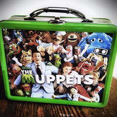 The Muppets lunch box! It comes with the Blu Ray, Digital Copy, and soundtrack for $27.99 at Best Buy.