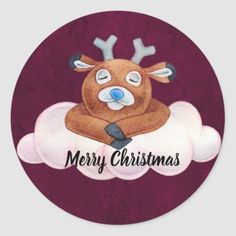 Shop Merry Christmas stickers created by Personalize it with photos & text or purchase as is! Baby In Pumpkin, Cute Pumpkin, Holiday Cards, Christmas Cards, Merry Christmas, 1st Birthday Favors, Pink Tractor, Pumpkin 1st Birthdays, Pink Pumpkins